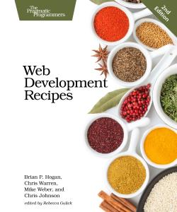 Web Development Recipes Second Edition